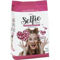 Wachsperle Selfie