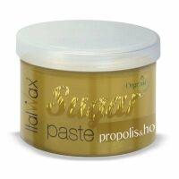 Sugar Paste mit Propolis und honey